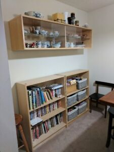 IKEA Billy bookcases - like new