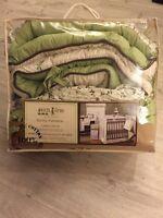 Bunny Meadow Nursery Set