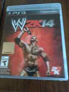 WWE 2K14 PS3