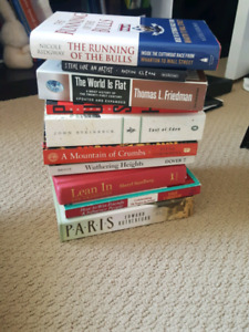 Variety Pack of Books