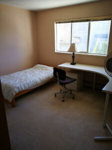 Student or Internship room, shared bathroom & kitchen