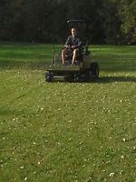 Currently Booking Bi-weekly Lawn Care, Call us Today