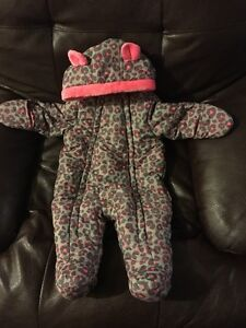 Snowsuit  for Baby girl!