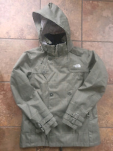 Womens North Face winter jacket - Size Medium