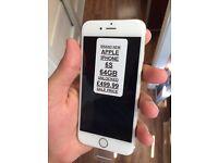 iPhone 6S 64GB UNLOCKED BRAND NEW