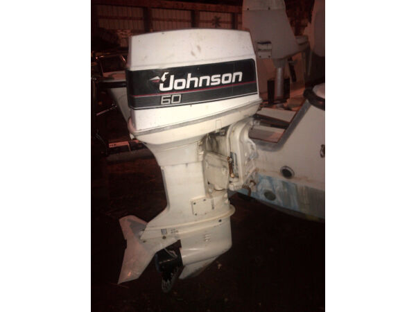 Used 1993 Johnson VRO 60