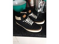 Vans leather OTW ankle boots UK11 brand new