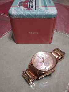 Fossil rustic gold for women