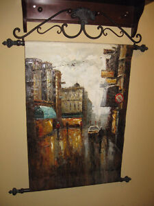 Oil Paintings On Canvas Tapestry