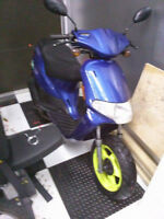 scooter derbi bullet / atlantis nego