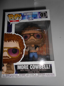 More Cowbell Funko