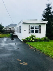 WHAT A STEAL OF A DEAL! GREAT TWO BEDROOM MINI HOME