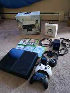 500 gb xbox one w/7 games + accessories  London Ontario image 1