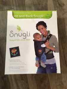 Never use Kangourou and Snugli baby carrier