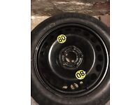 GM SPARE Wheel Kit 5x110 16""