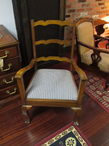 CHAIRS, VARIOUS STYLES