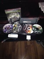 XBOX 360 Games and Accessories Trade or Sale