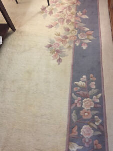 Grand tapis à vendre - Large carpet for sale