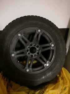HD SERIES MAGS WITH TOYO SUMMER TIRES