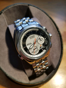 For Trade Citizen Eco-Drive Minute Repeater Mens Watch