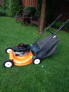 Lawnmower/tondeuse 160$