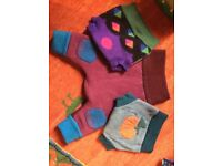 Wool nappy covers/trousers