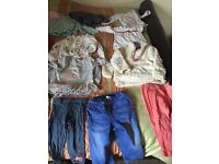 Girls clothes all 9-12