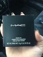 M.A.C powder plus foundation