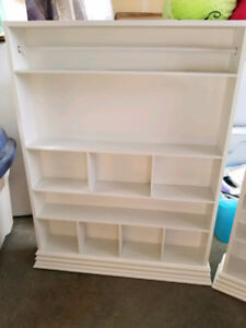 Craft shelves 24 x 32 inches $30/each firm PICK UP ONLY