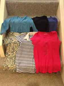 Selection of Maternity Clothes - 23 items London Ontario image 4