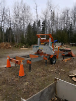 Timber Milling services