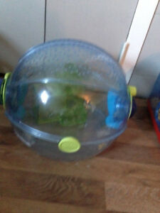 3 cage rongeur hamster souris