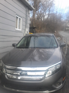2012 Ford Fusion SEL.