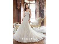 Sophia Tolli Jillian wedding dress size 8