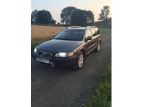 Volvo XC70 SE Lux Auto D5 187bhp AWD 2006 (56) with detachable Tow Ball