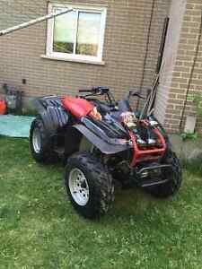 4 wheeler with reverse on sale