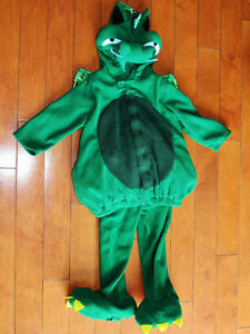 Costume d'halloween Dragon 2-3 ans IMPECCABLE!