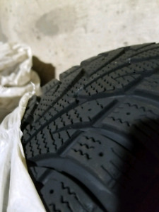 195/65/15 ICE BLAZE WINTER TIRES FOR CHEAP. $300 FIRM