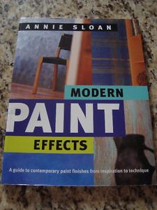 Annie Sloan Modern Paint Effects