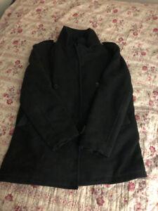 Adolfo Dress Pea Coat