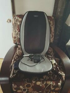 Homedics Dual Massage seated cushion