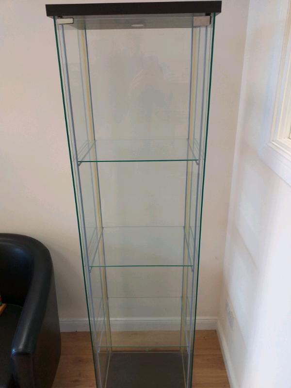 IKEA glass cabinet   in Dundonald, Belfast   Gumtree