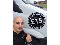 Super Shift-It Man & a Van service from £15