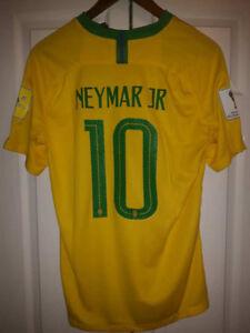 World Cup - Neymar Jerseys - 2018