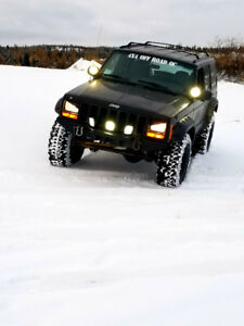 Jeep cherokee 1998 OffRoad