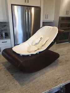 Bloom Coco Stylewood Baby Lounger - NEVER USED