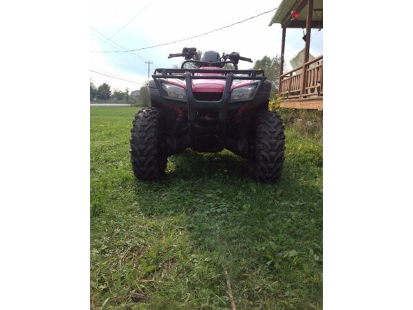 Used 2006 Honda Fourtrax 400 Canadian Trail Edition.