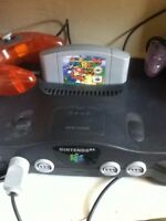 N64 and Games great condition