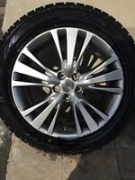 Lexus rx 235/55/19 winter mags and tires