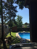All Inclusive Pool//Walking Distance-Carleton Algonquin